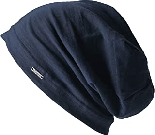 CHARM Summer Beanie for Men and Women - Slouchy Lightweight Chemo Cotton Fashion Hat