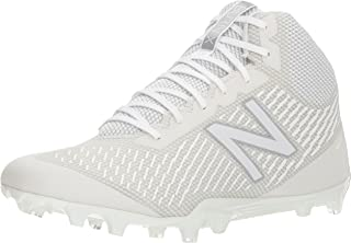 New Balance Men's Burn Mid Speed Lacrosse Shoe