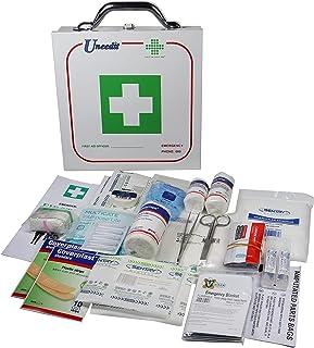 Uneedit Supplies First Aid Kit, 26.8 kilograms