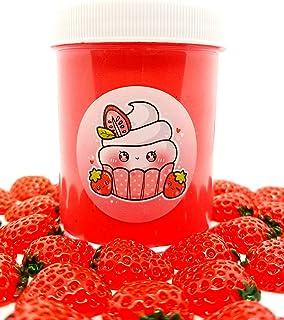 Strawberry Cupcake Butter