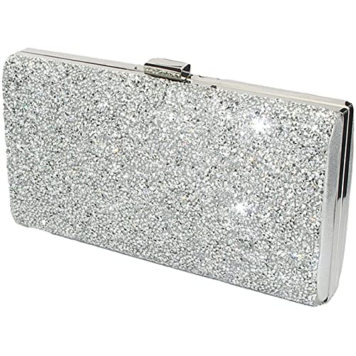 Covelin Women s Handbag Envelope Rhinestone Evening Clutch Bag Hot 9485081b8