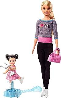 Barbie Ice Skating Coach Doll & Playset