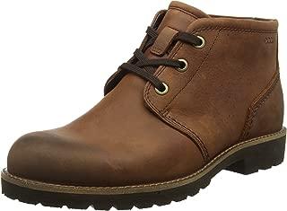 ECCO Men's Jamestown Mid Chukka Boot