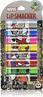 Lip Smacker marvel single Avenger Party Pack, 1.12 Ounce