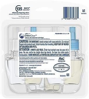 Febreze Plug Air Freshener Oil Refill