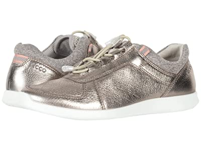 ECCO Sense Toggle (Warm Grey Cow Leather) Women
