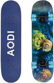 SANSIRP Skateboard Merkapa 31