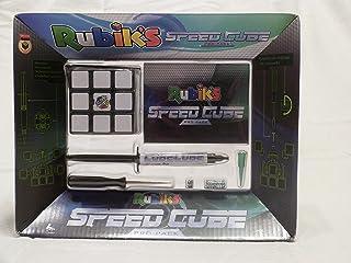 Rubik's Cube - 0733 - Jeu D'action Et De Réflexe - Advanced Rotation Avec Méthode - 3 X 3