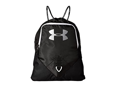 UA Armour Sackpack Negro Under Plata Undeniable Blanco BUxwf