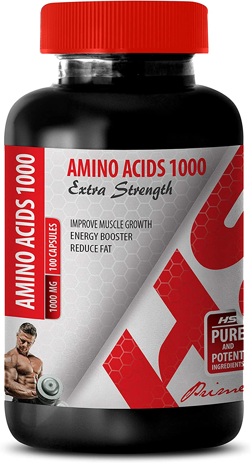 Weight Lifting Quality inspection Supplements Max 71% OFF Muscle Growth Acid 1000 Amino Ami -