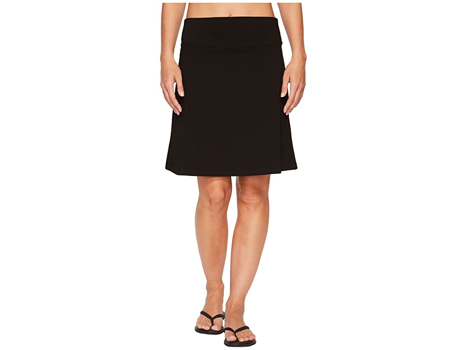 FIG Clothing Bel Skirt (Black) Women