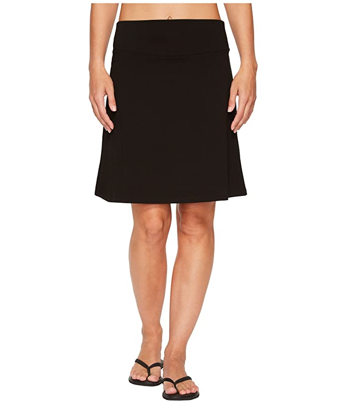 FIG Clothing Bel Skirt (Black) Women