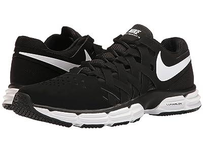 Nike Lunar Fingertrap TR (Black/White) Men