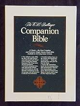 The Companion Bible