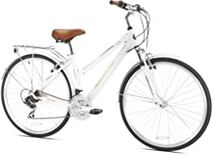 Best kent northwoods springdale men's hybrid bicycle, black Reviews