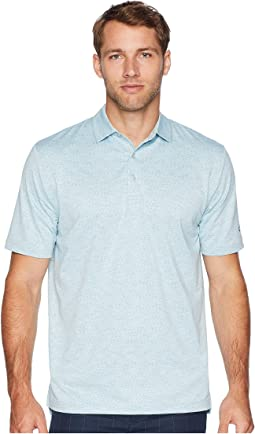 Space Dye Jacquard Polo