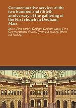 Best first church dedham Reviews