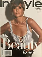 INSTYLE MAGAZINE - OCTOBER 2019 - THE BEAUTY ISSUE ( JENNIFER ANISTON ) BABE ETERNAL