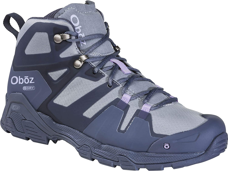 Oboz Arete Mid B-Dry Hiking Women's Max 40% OFF Boot Omaha Mall -