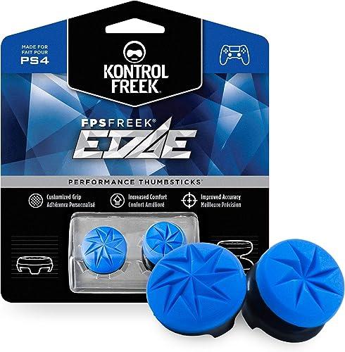 KrontrolFreek FPS Freek Edge pour Manette PlayStation 4 (PS4) et PlayStation 5 (PS5) | Manette des Performance | 1 Ha...