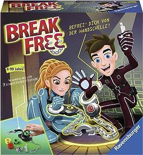 Ravensburger Break Free - Juegos de rol (Superheroes, Estuche de Juego, 6 año(s), Niño, Niño/niña, Multicolor)