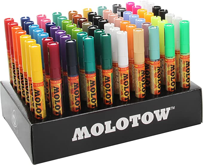 rotuladores one 4 all molotow mejores pack