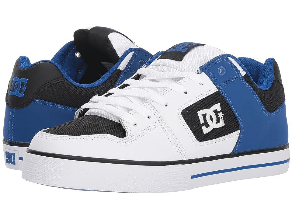 DC Pure (White/Black/Blue) Men