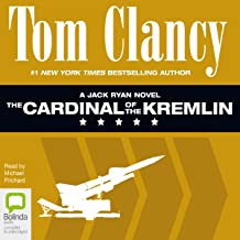 The Cardinal of the Kremlin: Jack Ryan, Book 4