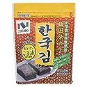 ニコニコのり 韓国味のり 8切48枚