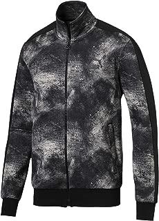 Puma Classics T7 Jacket AOP Dk Elephant Skin Shirt For Unisex