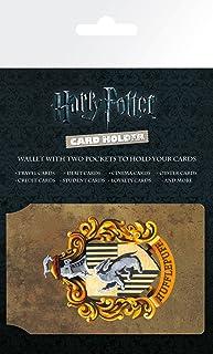 HARRY POTTER Official - Tarjetero diseño Hufflepuff