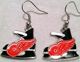NHL - Detroit Redwings Earrings