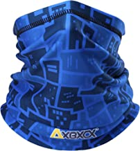 AXBXCX Neck Warmer Gaiter Windproof Ski Face Mask for Cold Weather Men Women
