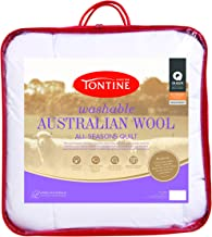 Tontine Washable Australian Wool Quilt, Single