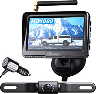 $129 » Wireless Backup Camera for Truck