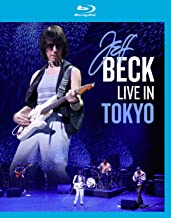 Jeff Beck - Live In Tokyo [Blu-ray] [2014]