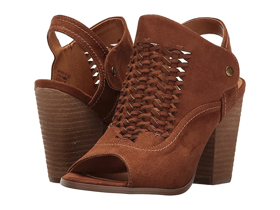 Not Rated One More Time (Tan) High Heels