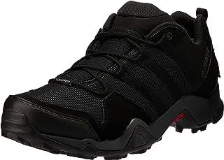 adidas, Terrex AX2 Climaproof Hikings Shoes, Men's Shoes, Black/Black/Carbon, 8.5 US