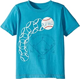 Let's Play Ball Tee (Toddler/Little Kids/Big Kids)