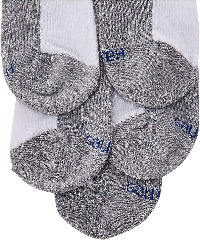 Hanes Boys' Extra Durable Ankle Socks Multipack