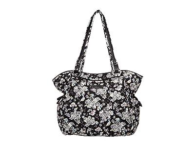 Vera Bradley Iconic Glenna Satchel (Holland Garden) Bags