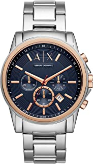 A|X Men's Stainless Steel Watch AX2516