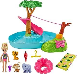 Barbie and Chelsea The Lost Birthday Splashtastic Pool...