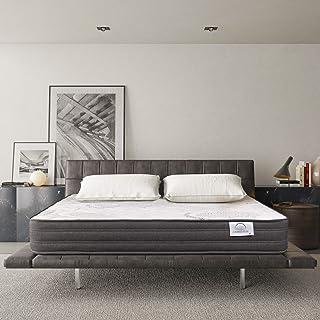 Lisabed Flex - Colchón Lisa Flex 160x200 - Viscoelàstico de Alta Densidad - Reversible Invierno/Verano - Gama Prestige Hotel - 26cm +/-