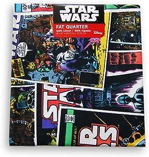 star wars fabric fat quarters