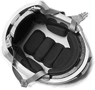 Hard Head Veterans Comfort Plus Helmet Pads (Ballistic Liner Upgrade) Fits MICH, ACH, Fast, ATE and Other Helmets
