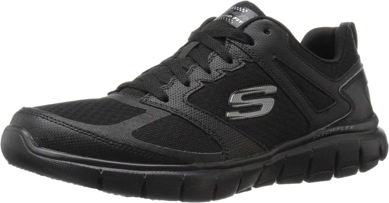 Skechers Sport Men's Skech-Flex Power Alley Sneaker
