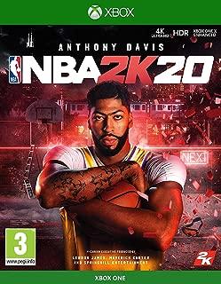 NBA 2K20 (Xbox One) (輸入版)