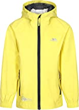 Trespass Unisex Qikpac Jacket Compact oprolbare waterdichte regenjas voor kinderen