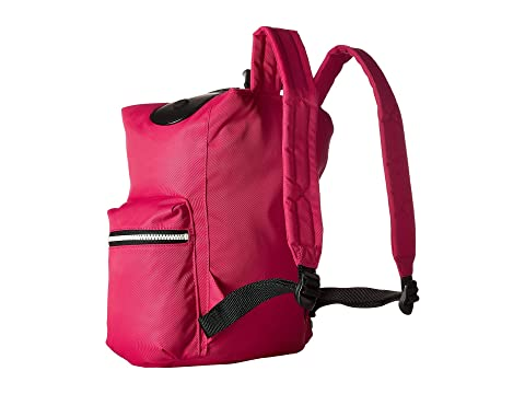 Mini Mochila Rosa Nylon Original Hunter Brillante Z7xPqaRR